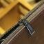 พร้อมส่ง กระเป๋าถือผู้ชาย สีน้ำตาล หนังPU มีสายคล้องแขน thumbnail 4