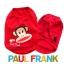 (สินค้าหมดรุ่น) เสื้อกล้ามสุนัข Paul Frank สีแดง รุ่น 7 สี 7 วัน พร้อมส่ง thumbnail 1