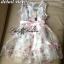 Lady Ribbon's Made Lady Ribbon Sweet Rose Organdy Mini dress thumbnail 5
