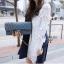 Cliona Made ,White Lace See Through Mini dress thumbnail 2