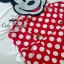 &#x2605Mickey polka dot apron set&#x2605 thumbnail 9