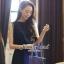 Classic Korea Style Black Jumpsuit by Seoul Secret thumbnail 1