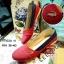 Lacoste collection รองเท้าทรงแฟลตพื้นแบรนด์ logo thumbnail 2
