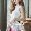 Seoul Secret Say's... Korea Lace Blouse thumbnail 10