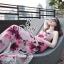 Sevy Sweet Summer Vacation Pink Beach Maxi Dress thumbnail 4