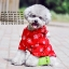 (พร้อมส่ง) เสื้อกันหนาวสุนัข ไหมพรม สโนว์แมน thumbnail 3