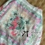 Lady Ribbon's Made Lady Anne Fringe Floral Printed Poncho thumbnail 9