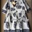 Lady Ribbon's Made Lady Iva Haute Modern Bohemian Dress thumbnail 4