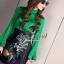 Seoul Secret Say's ... Glamorous Fashionista Blouse&Skirt Set thumbnail 3
