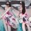 Sevy Sweet Summer Vacation Pink Beach Maxi Dress thumbnail 11