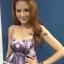 Brand:Varithorn@Violet purple Ruffle top wz Skirt violet purple Set thumbnail 1