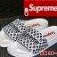 รองเท้าแตะ แฟชั่น ลายหลุย supreme thumbnail 3