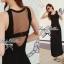 Lady Ribbon's Made Lady Beatrice Elegant and Glamourous Jersey Maxi Dress thumbnail 9
