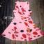 Dress เนื้อผ้านิ่มสวยเว่อร์ ภาพลายพิมพ์คมชัด thumbnail 6