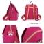 กระเป๋าเป้สะพายวัสดุ NYLON เนื้อกันน้ำสีสันสดใสโดดเด่น thumbnail 5
