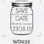 ตราปั๊มงานแต่ง WD023 thumbnail 1