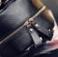 กระเป๋าเป้แบ็คแพ็คแฟชั่นสไตล์เกาหลี วัสดุหนัง pu เนื้อ Saffiano คุณภาพดี thumbnail 7