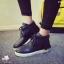 รองเท้าผ้าใบหุ้มข้อ งาน ash style วัสดุทำจากหน้งpu thumbnail 4