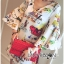 Lady Ribbon's Made Lady Anne Funky Flared-Sleeve Printed Dress thumbnail 9