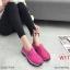 รองเท้าผ้าใบเพื่อสุขภาพเนื้อผ้ายืดหยุ่นสวมใส่สบาย thumbnail 3