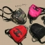 กระเป๋าเป้ทรงน่ารัก งานเย็บเนี้ยบ ไนล่อนเนื้อหนาอย่างดี thumbnail 1