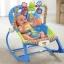เปลโยก fisher price infant to toodle rocker ส่งฟรี พัสดุไปรษณีย์ thumbnail 3