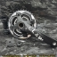 ชุดขาจาน PROWHEEL CLAW-581-TT-B 38-28T thumbnail 1