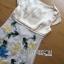 Lady Ribbon's Made Lady Hannah Sweet Feminine Satin and Flower Embroidered Organza Mini Dress thumbnail 12