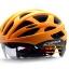 หมวกกันน็อคจักรยาน cigna aerow 02 มีแว่นในตัว thumbnail 3