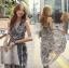 Cliona made' Lucy Charming Grey Summer Beach Long Dress thumbnail 12