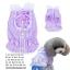 PRE เสื้อหมา สไตล์คุณหนู สีม่วง thumbnail 1