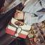 งานเกาหลีกระเป๋านำเข้า กระเป๋า Fashionปักลาย นูน ดีไซน์สุดเก๋ thumbnail 6