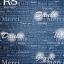 วอลเปเปอร์ลายตัวหนังสือ MRS-D84W thumbnail 1