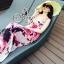 Sevy Sweet Summer Vacation Pink Beach Maxi Dress thumbnail 8
