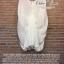 White fairy pleated mini dress thumbnail 8