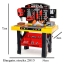 โต๊ะเครื่องมือช่่าง Tool & Brains อุปกรณ์ 54 ชิ้น ส่งฟรี thumbnail 4