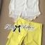 Lady Ribbon's Made Lady Gia Summer Pretty Floral Yellow Set thumbnail 9