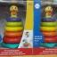 Huile toys ห่วงซ้อนกิจกรรม Stack Rainbow Duck with MusicandLight 897 thumbnail 2