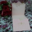 A190 การ์ดแต่งงาน 3 พับ สีชมพู thumbnail 2