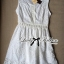 Lady Ribbon's Made Lady Kristy Vintage Classic White Embroidered Dress thumbnail 5