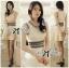 Lady Ribbon's Made Lady Michelle Sweet Minimal Chic Dress thumbnail 3