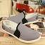 รองเท้าผ้าใบสไตล์แบรนด์ Fred Perry วัสดุผ้าแคนวาสผ้านุ่ม thumbnail 3