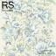 วอลเปเปอร์ลายดอกไม้ภาพวาดโทนสีฟ้าพื้นภาพสีเทาอ่อน MET-F128 thumbnail 1