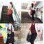 กระเป๋าผ้า shopping bag ม้วนเก็บได้ thumbnail 3