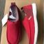 รองเท้า crocs คัทชูชาย รุ่น Men's Crocs Santa Cruz 2 Luxe สีแดงสด thumbnail 1