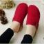 รองเท้าแฟขั่นสไตล์บู๊ด เสริมส้นน่ารัก พื้น solf comfort นุ่มแน่นใส่สบาย thumbnail 1