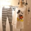 Cliona made, Mickey Mouse Bedding Straight Line Stretch Pant Set thumbnail 8