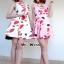 Dress เนื้อผ้านิ่มสวยเว่อร์ ภาพลายพิมพ์คมชัด thumbnail 1