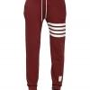 กางเกงวอร์มThom Browne Red SweatPants