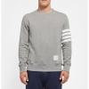 เสื้อThom Browne Loop Back Cotton-Jersey Sweatshirt